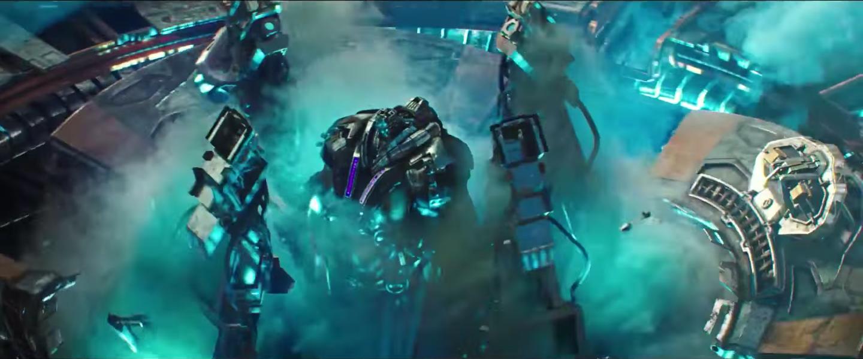 Teenage Mutant Ninja Turtles 2 Krang Emerges In New Ad Collider