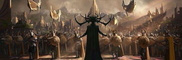 Thor Ragnarok Set Vide...