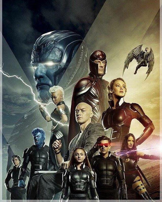 X-Men Apocalypse Kinox.To
