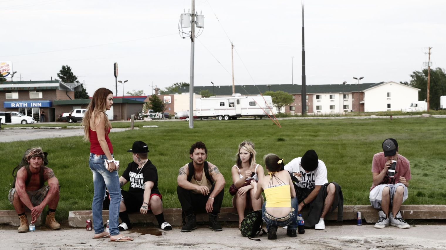 American Honey: New Trailer Features LaBeouf, Springsteen ... Shia Labeouf Movies