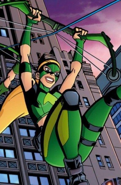 Arrow brings dc character artemis to star city gotham