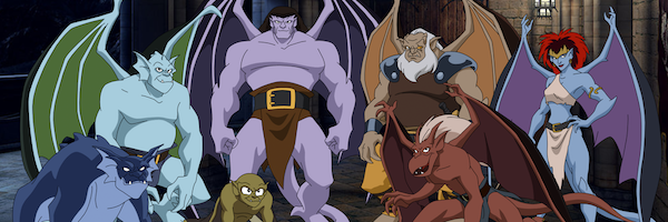 Evil Cartoon Characters 90s : Gargoyles archives