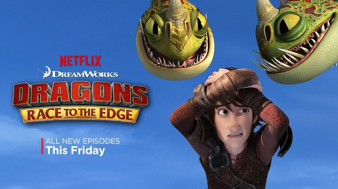 dragon race to the edge season 7 release date