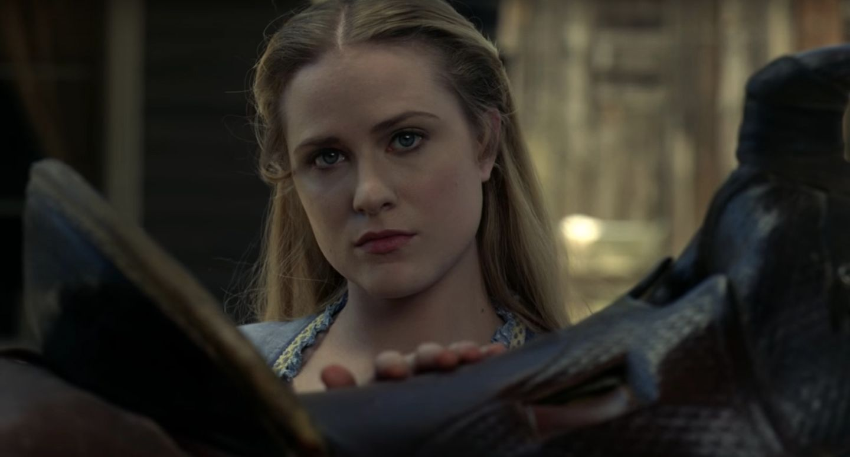 Evan Rachel Wood, Westworld (HBO) recommend