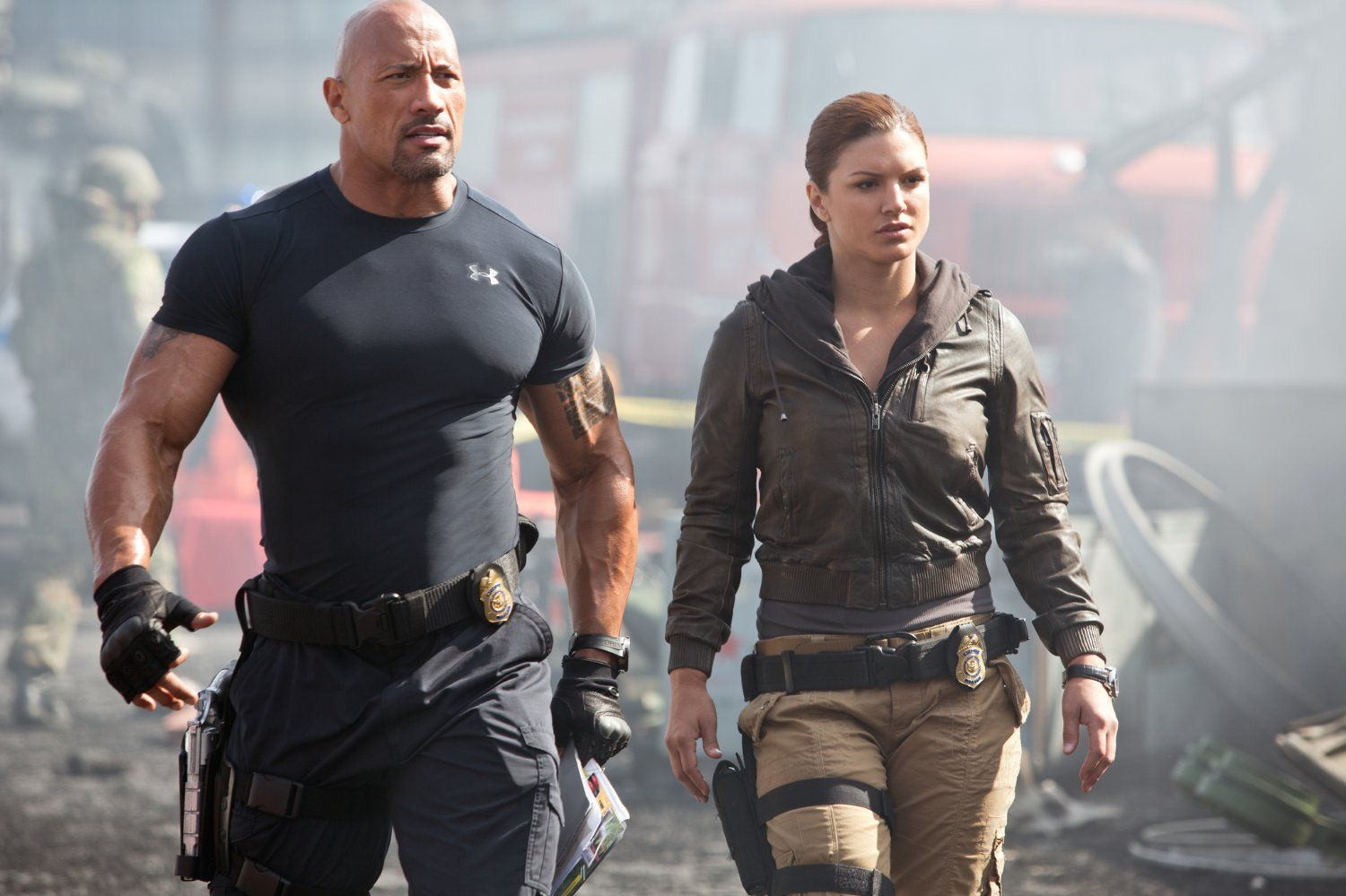 Fast and Furious 8 Image, Video Showcase Dwayne Johnson ...