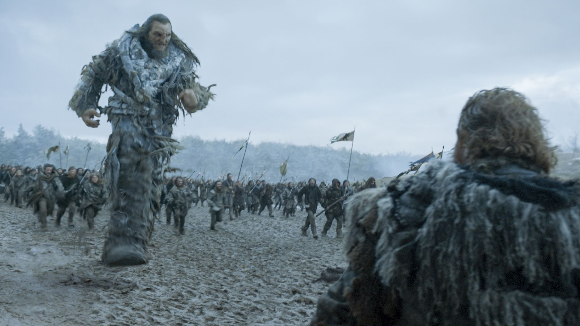 Game Of Thrones Images Reveal The Battle Of The Bastards Collider