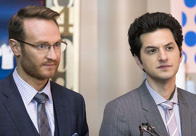 House Of Lies Season 5 Josh Lawson Ben