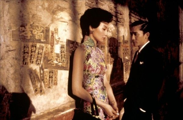 Wong Kar Wai In The Mood For Love