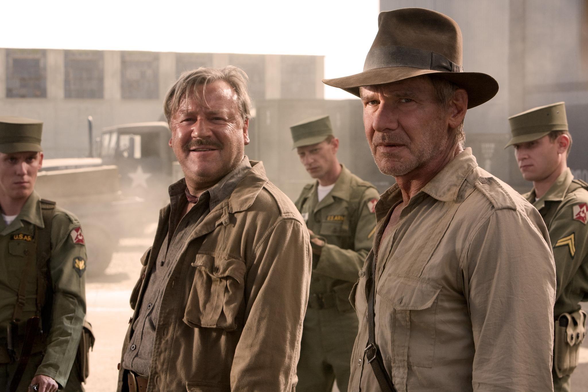 Indiana Jones 5 More Sequels Planned At Disney Collider
