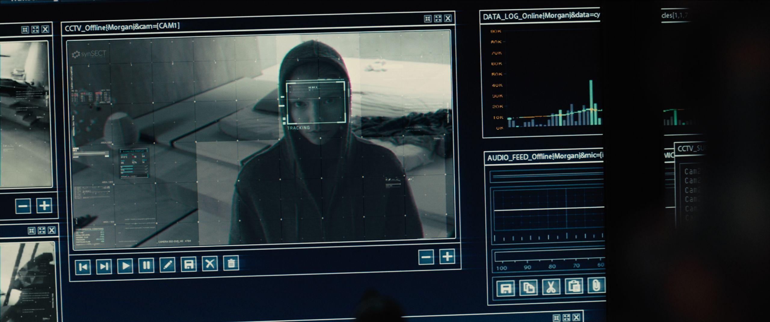 Morgan Film: Morgan Clips Reveal The Synthetic Human's Origin Story