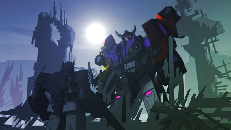 optimus narrates his prelude to transformers combiner wars collider