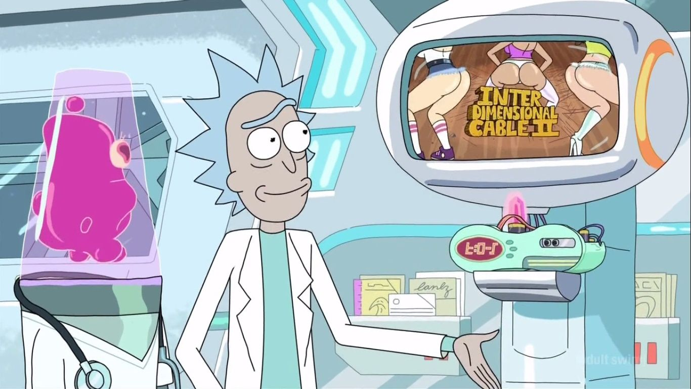 Rick And Morty Season 3 Video Clip Teases Star Wars Nods Collider