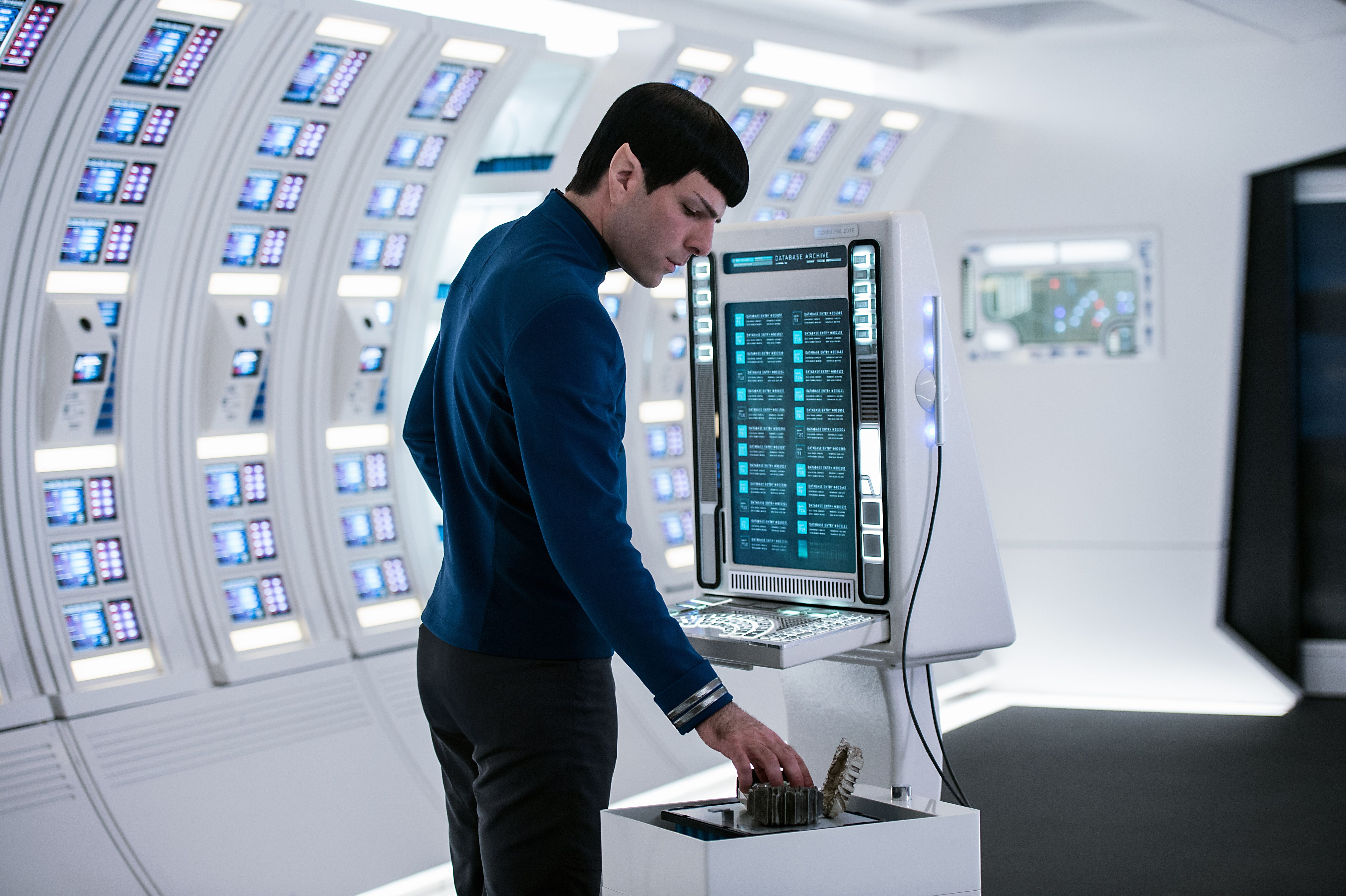 Star Trek Beyond Cast on Legacy the Future of the Franchise