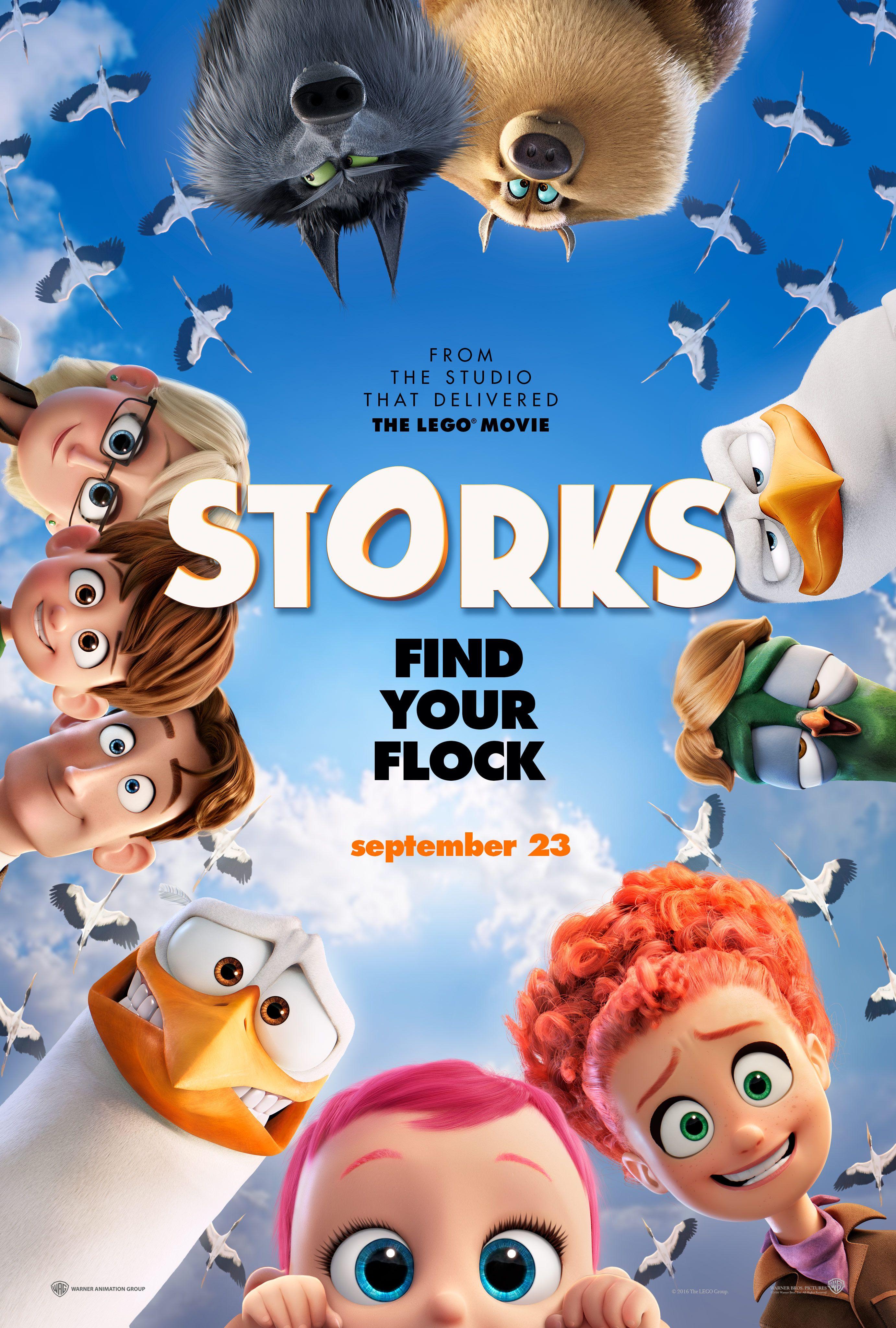 Storks: New Trailer features Jason Derulo   Collider