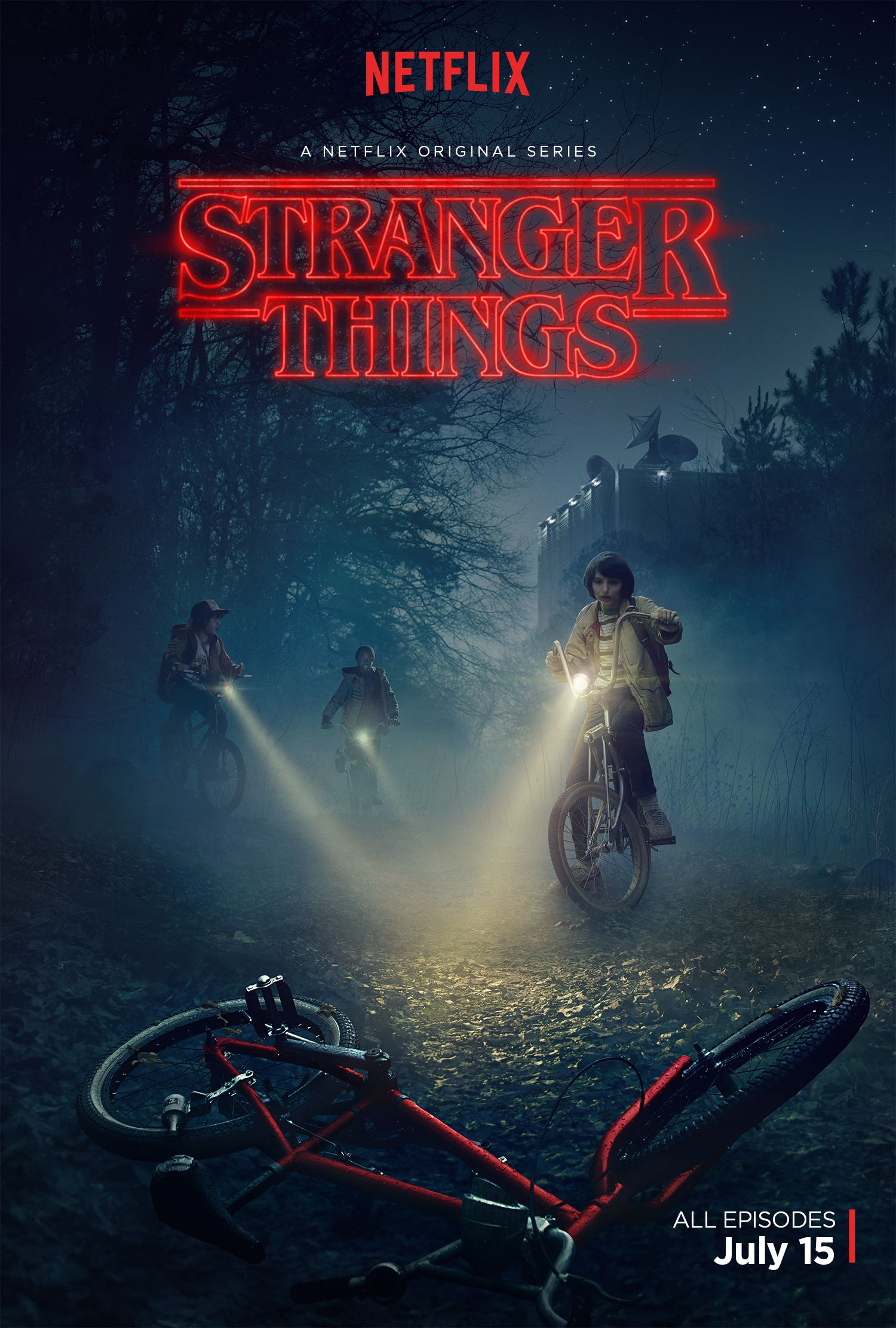 end of stranger things season 1