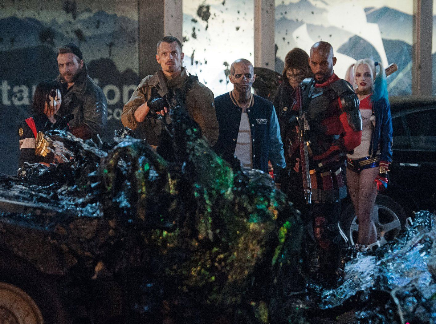 'Suicide Squad' Ads Assemble the Worst of the Worst from the Pages of DC Comics