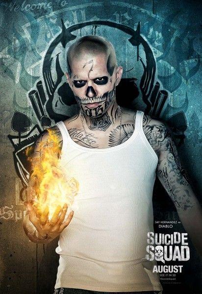 Suicide Squad Diablo Schauspieler