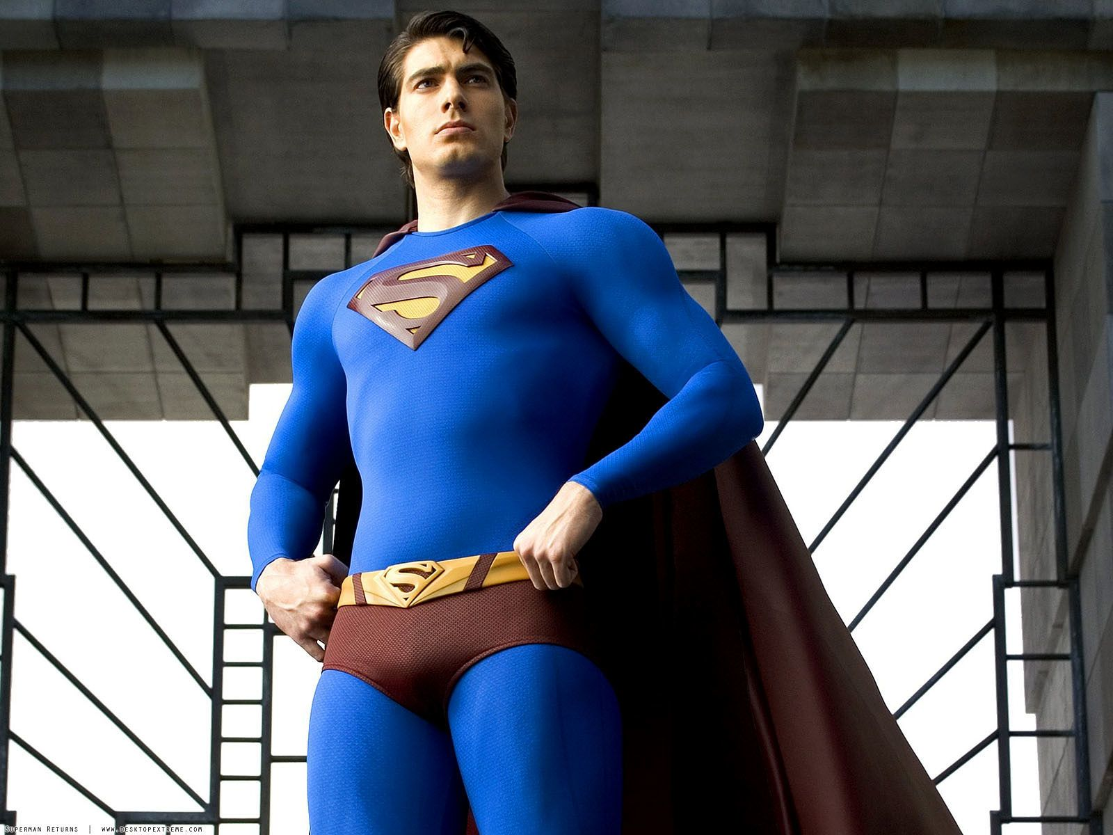 brandon routh workout - photo #36