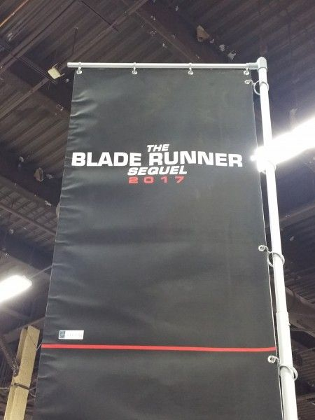 Collider's THE BLADE RUNNER SEQUEL 2017 Promo Poster First Look The-blade-runner-sequel-poster-e1466522043649-450x600