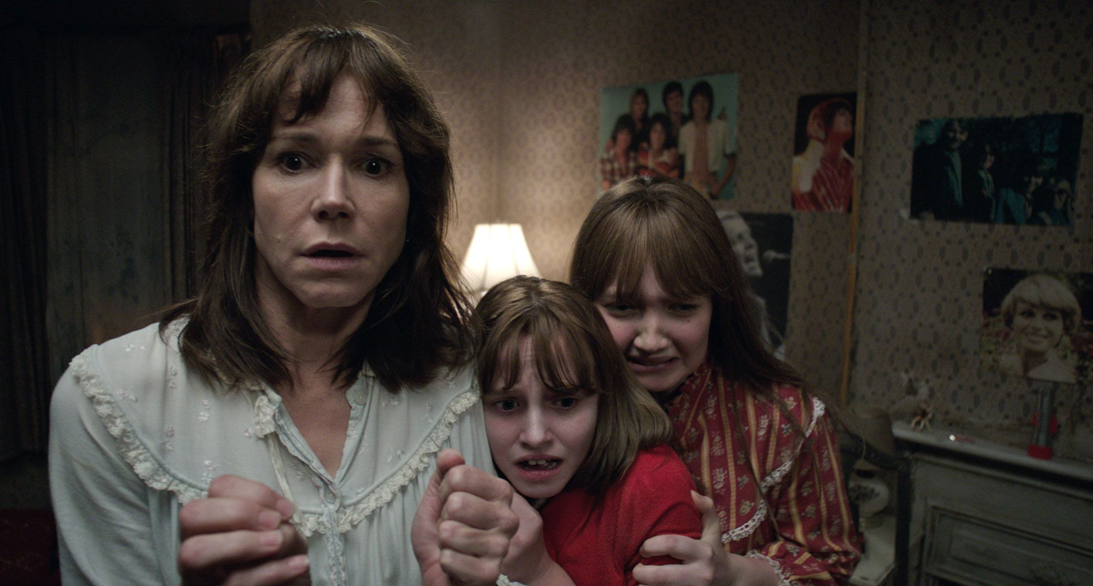 The Conjuring 2 Review Another Stylish Haunting From James Wan
