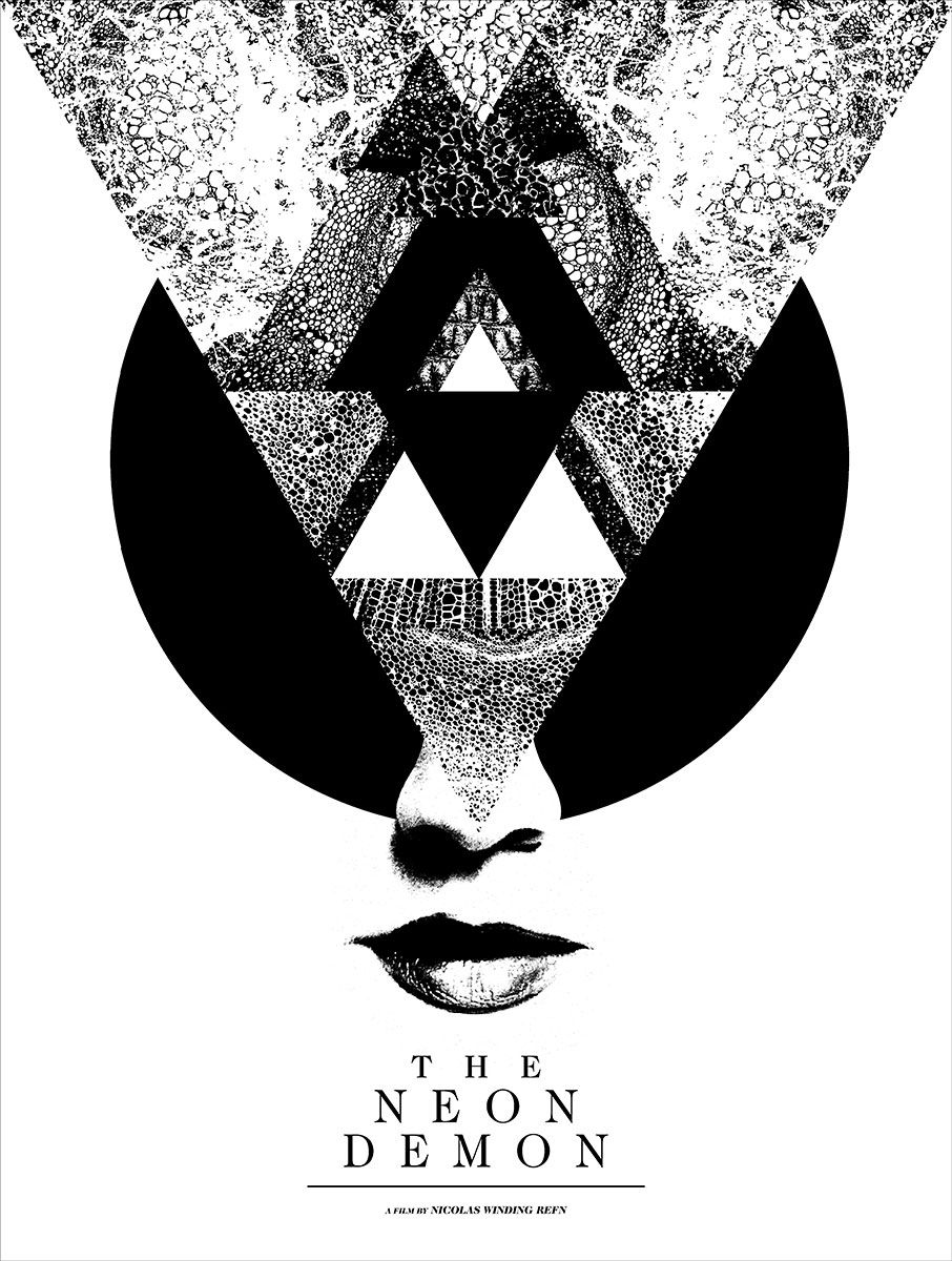 The neon demon mondo poster by jay shaw collider the neon demon mondo poster biocorpaavc