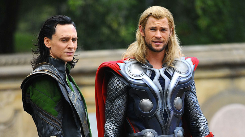 Thor Ragnarok Set Images Reveal Loki Return To Earth Collider