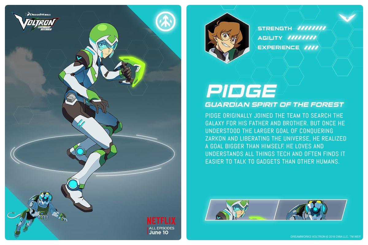 Katie Pidge Holt (Legendary Defender) | VS Battles Wiki