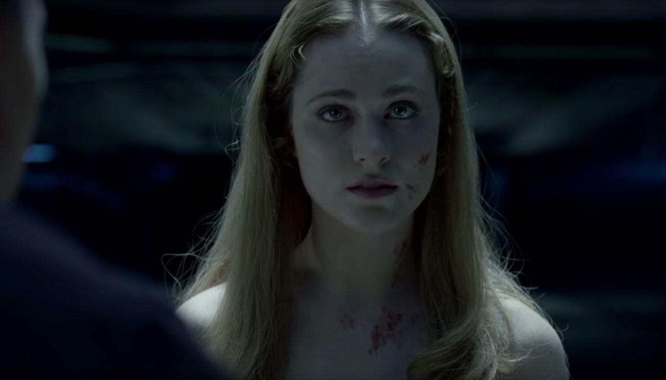 Evan Rachel Wood, Westworld (HBO)