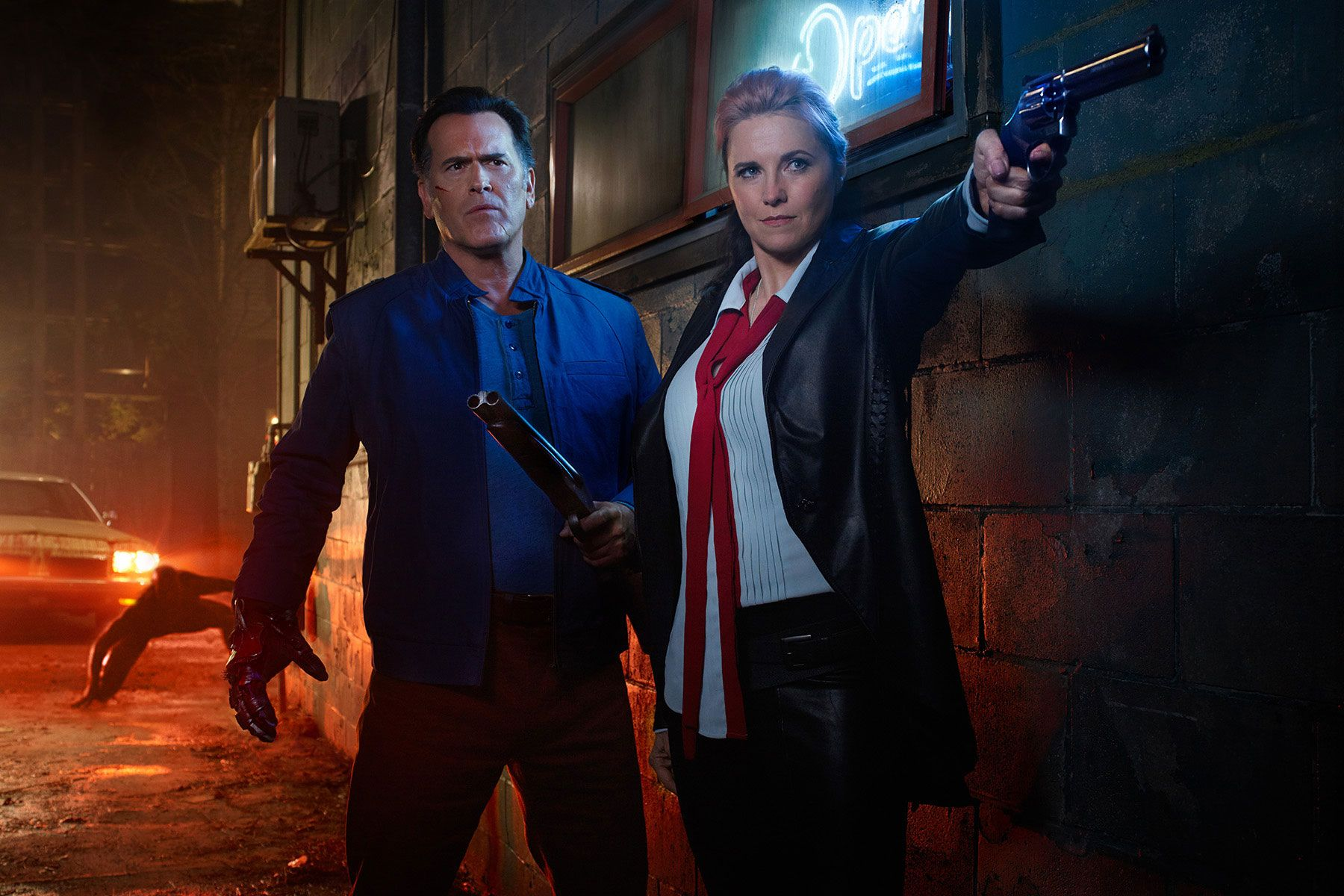 Watch 'Ash Vs. Evil Dead' Season 2 Premiere Right Now