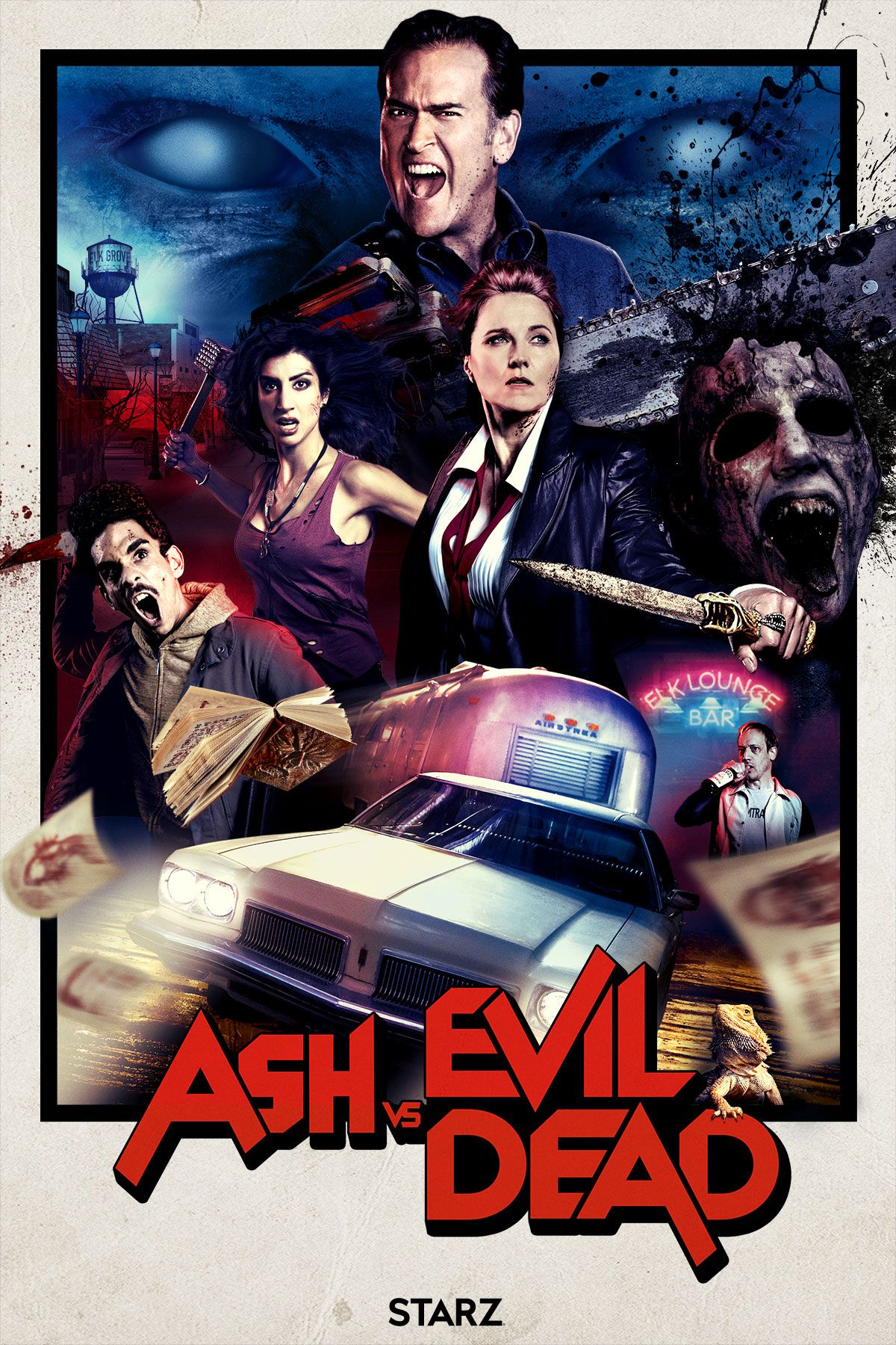 ash vs evil dead staffel 2