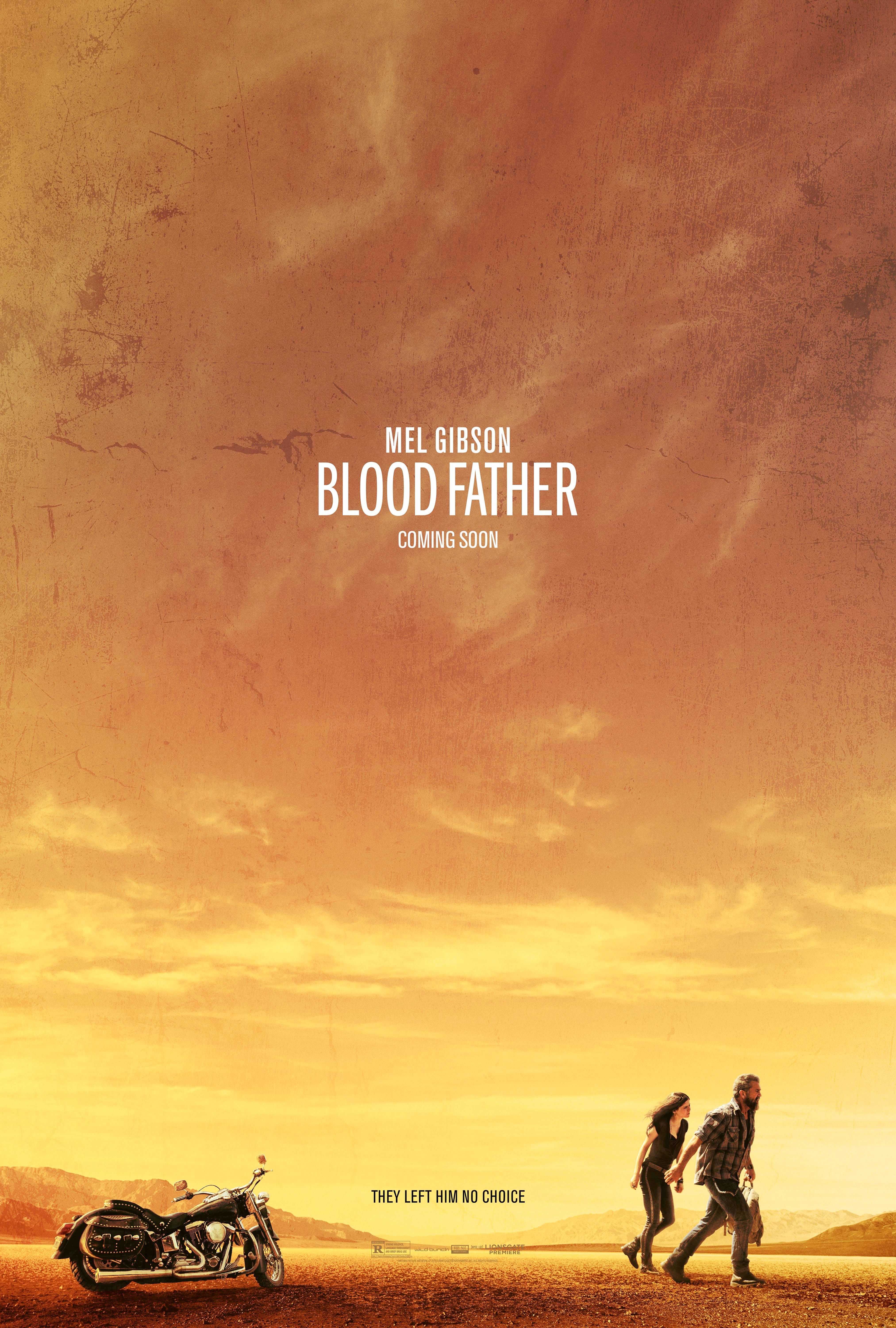 Hitman Movie Poster Blood Father Review: M...