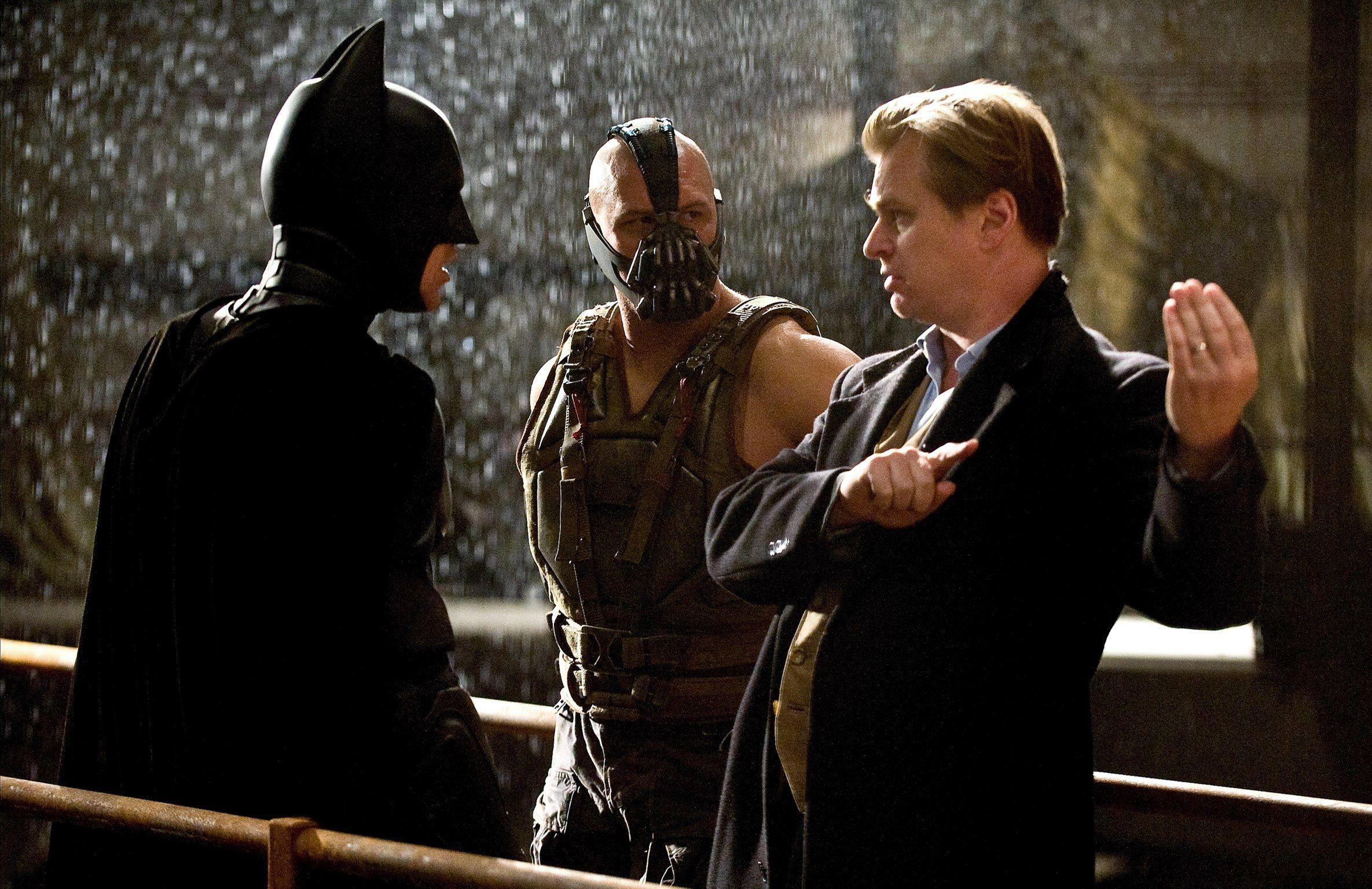 Christopher Nolan is working on 4K remasters of The Dark Knight Trilogy