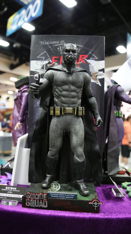 suicide squad batman joker costume revealed in toy images collider. Black Bedroom Furniture Sets. Home Design Ideas