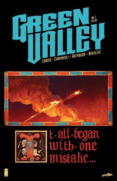 green-valley-comic-book