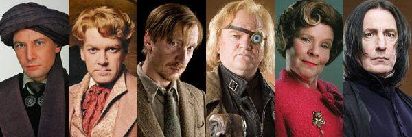 Harry Potter Defense Against The Dark Arts Teachers Ranked Collider