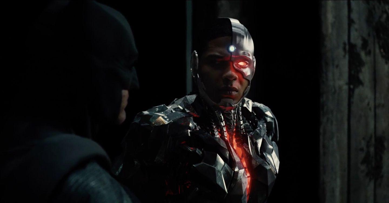 A justice league movie