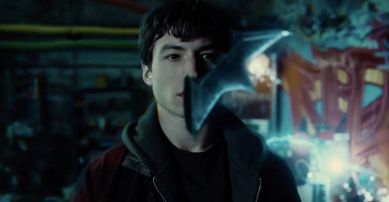justice league movie images tease flash aquaman more