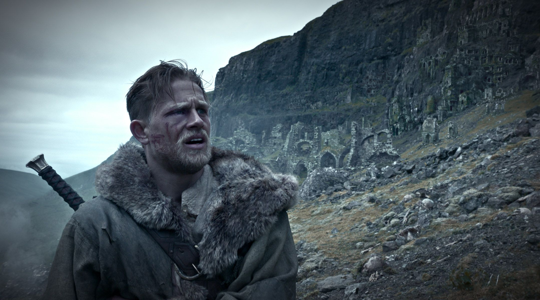 Charlie Hunnam fulfills epic destiny in new King Arthur trailer