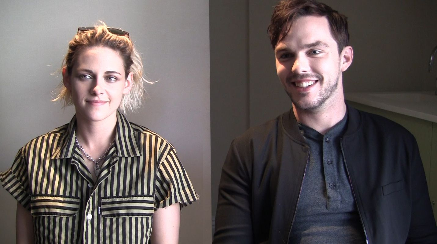 Kristen Stewart and Nicholas Hoult on Equals, Acting ...