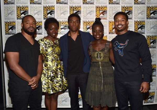 marvel-comic-con-black-panther-cast