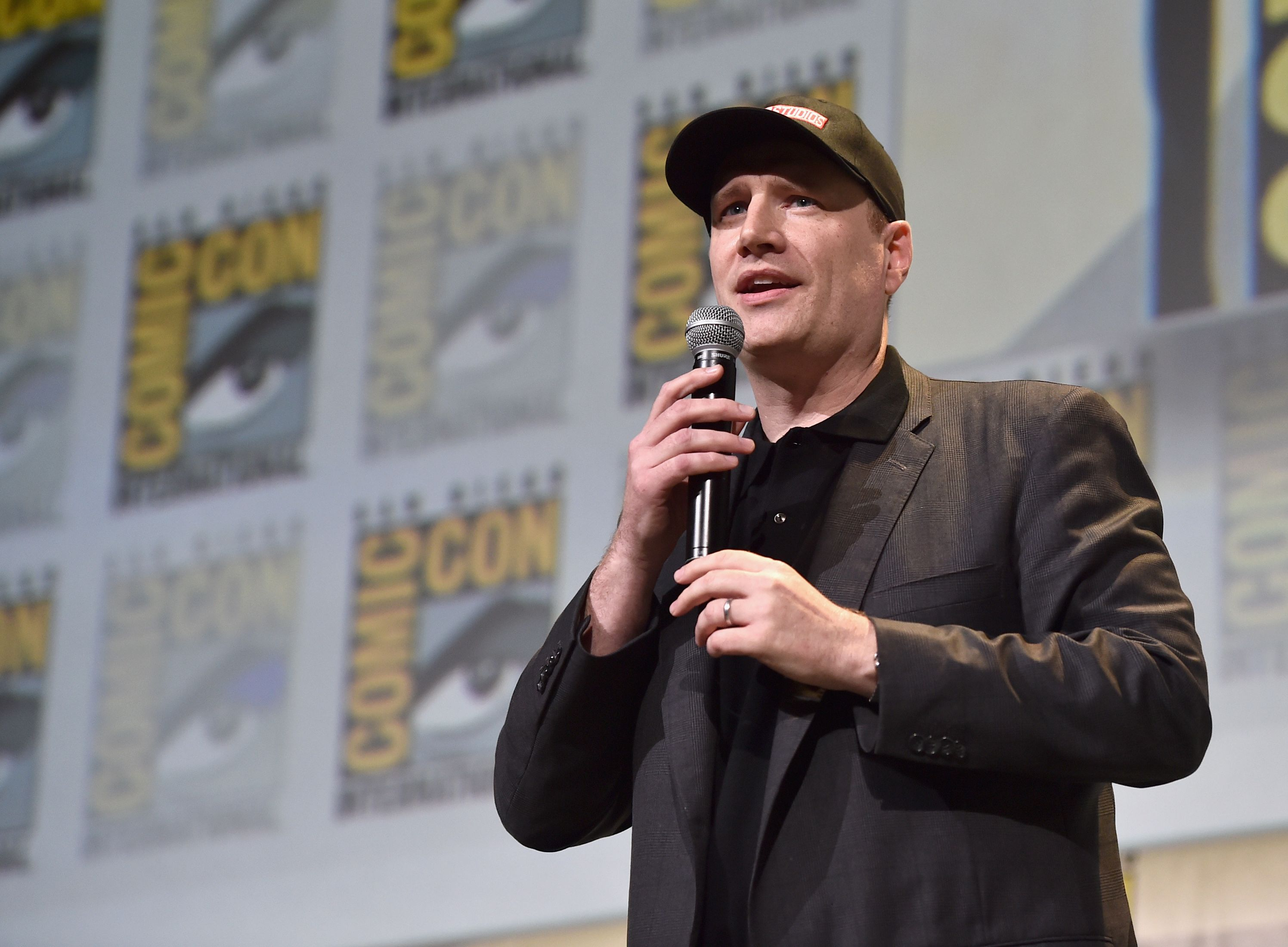 Kevin Feige on 'Captain Marvel', the 'Avengers: Endgame' Title, 'Eternals', Disney+ Content, and More - Collider.com thumbnail