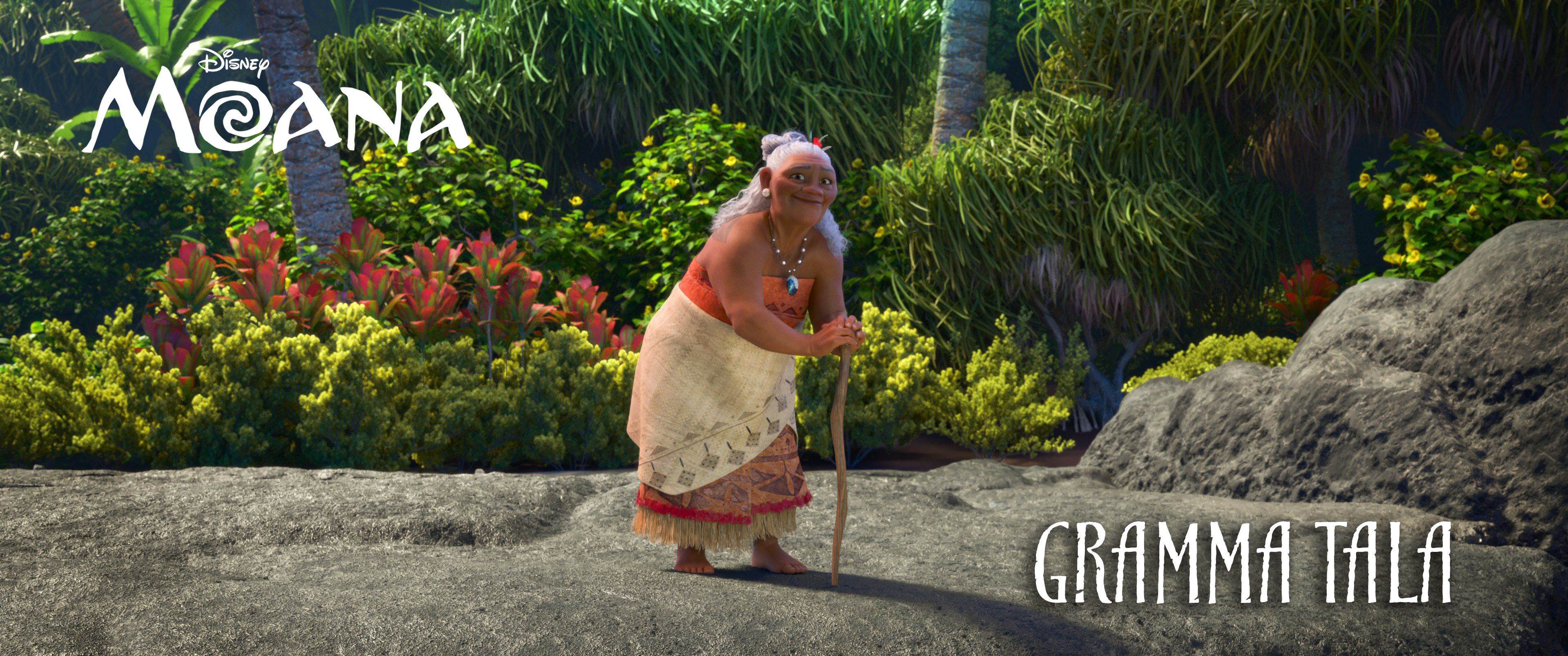 Moana Cast and Characters Revealed in New Colorful Images ... Pictures Of Moana Characters