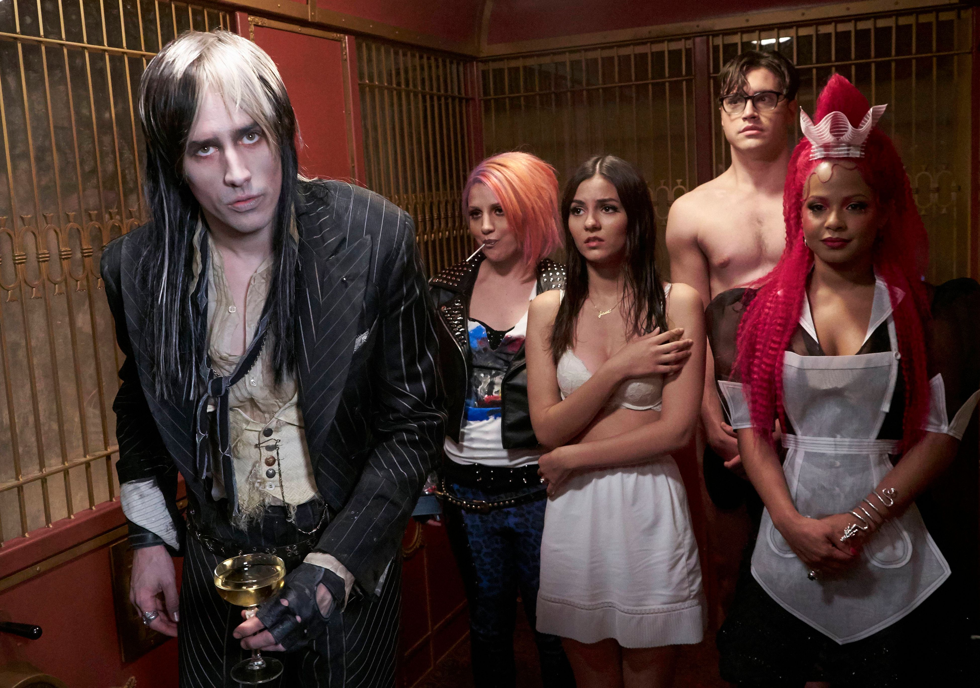 Rocky Horror Picture Show Trailer Reveals Fox Redo | Collider