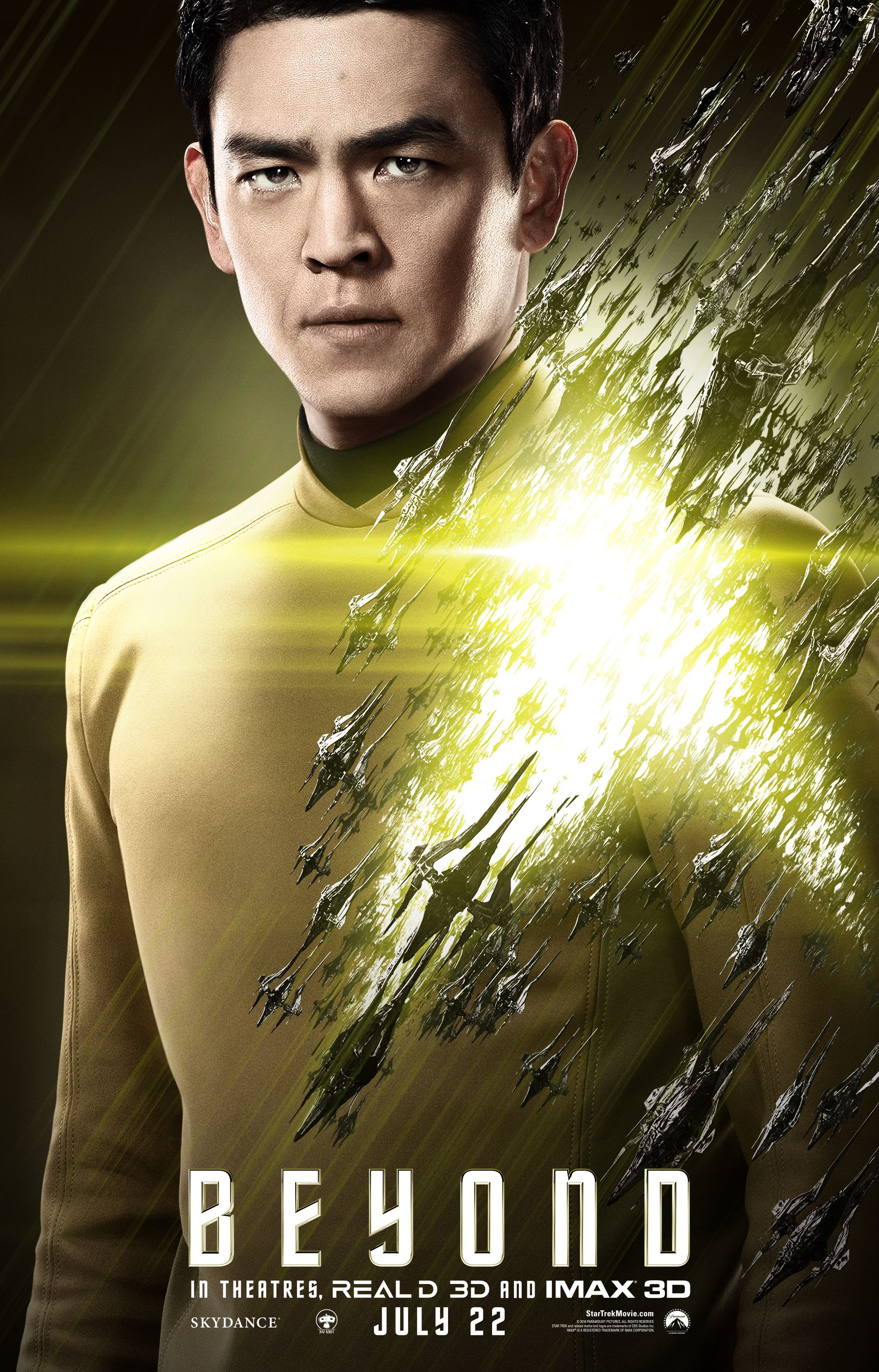 star trek beyond and sulu's neutered homosexuality | collider