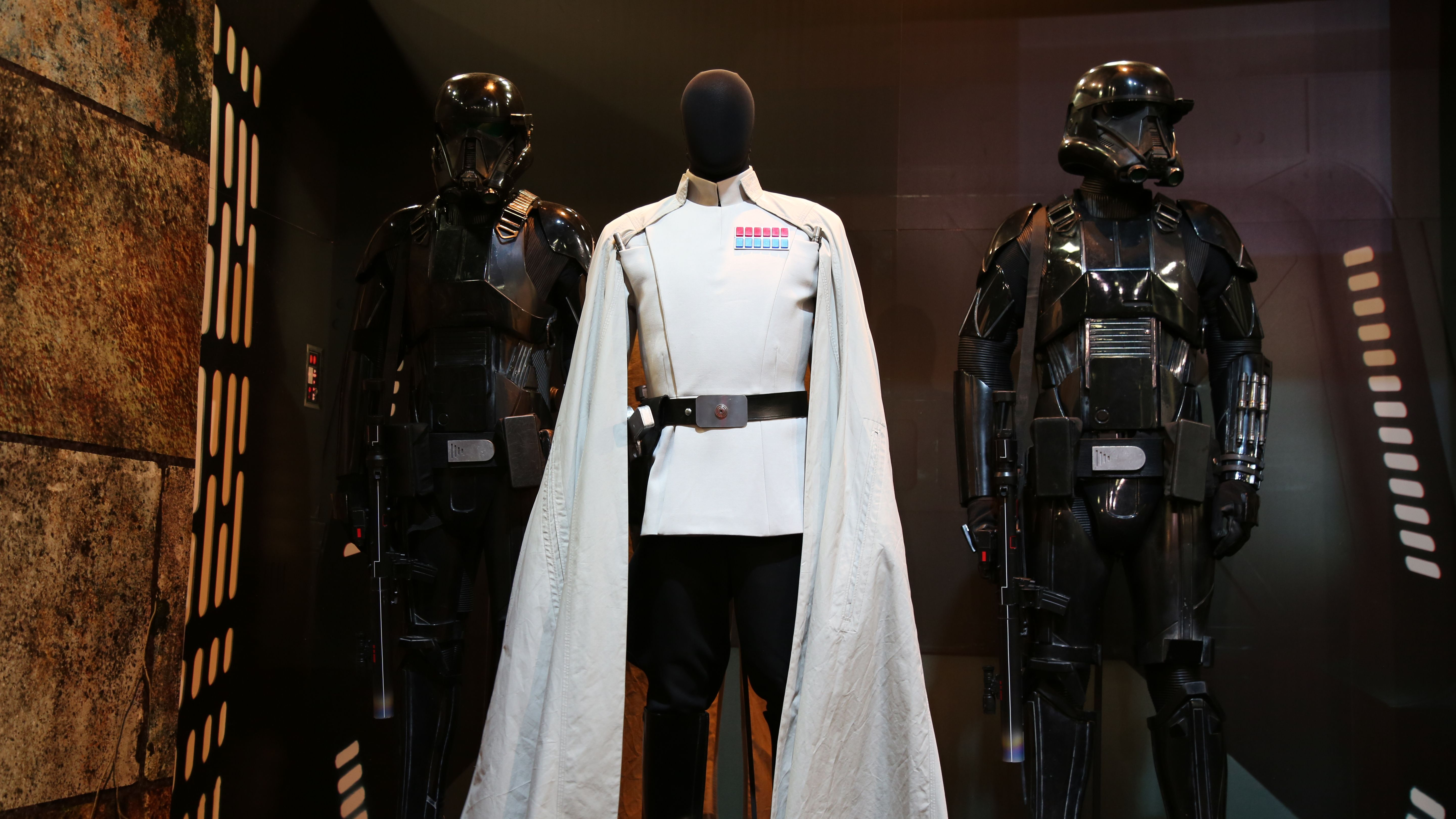 rogue one costumes from comic-con 2016   collider