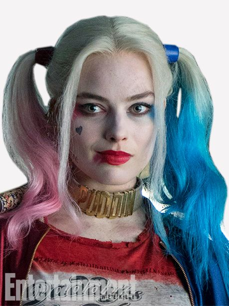 Suicide squad images featuring will smith and jared leto for Fotos de harley quinn