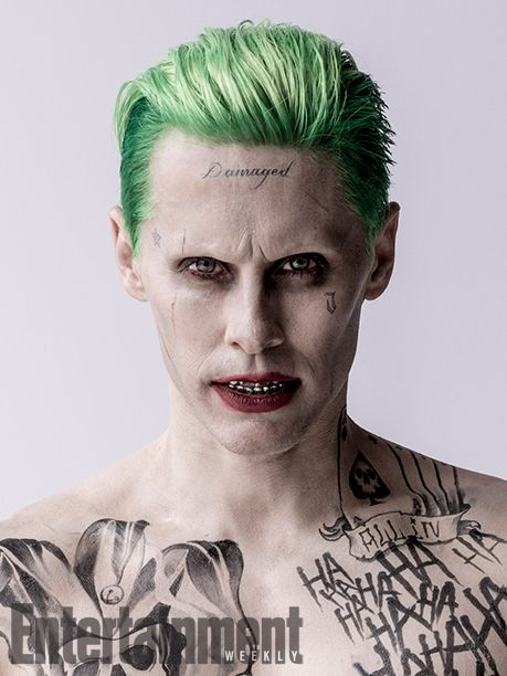 suicide squad images featuring will smith and jared leto collider. Black Bedroom Furniture Sets. Home Design Ideas