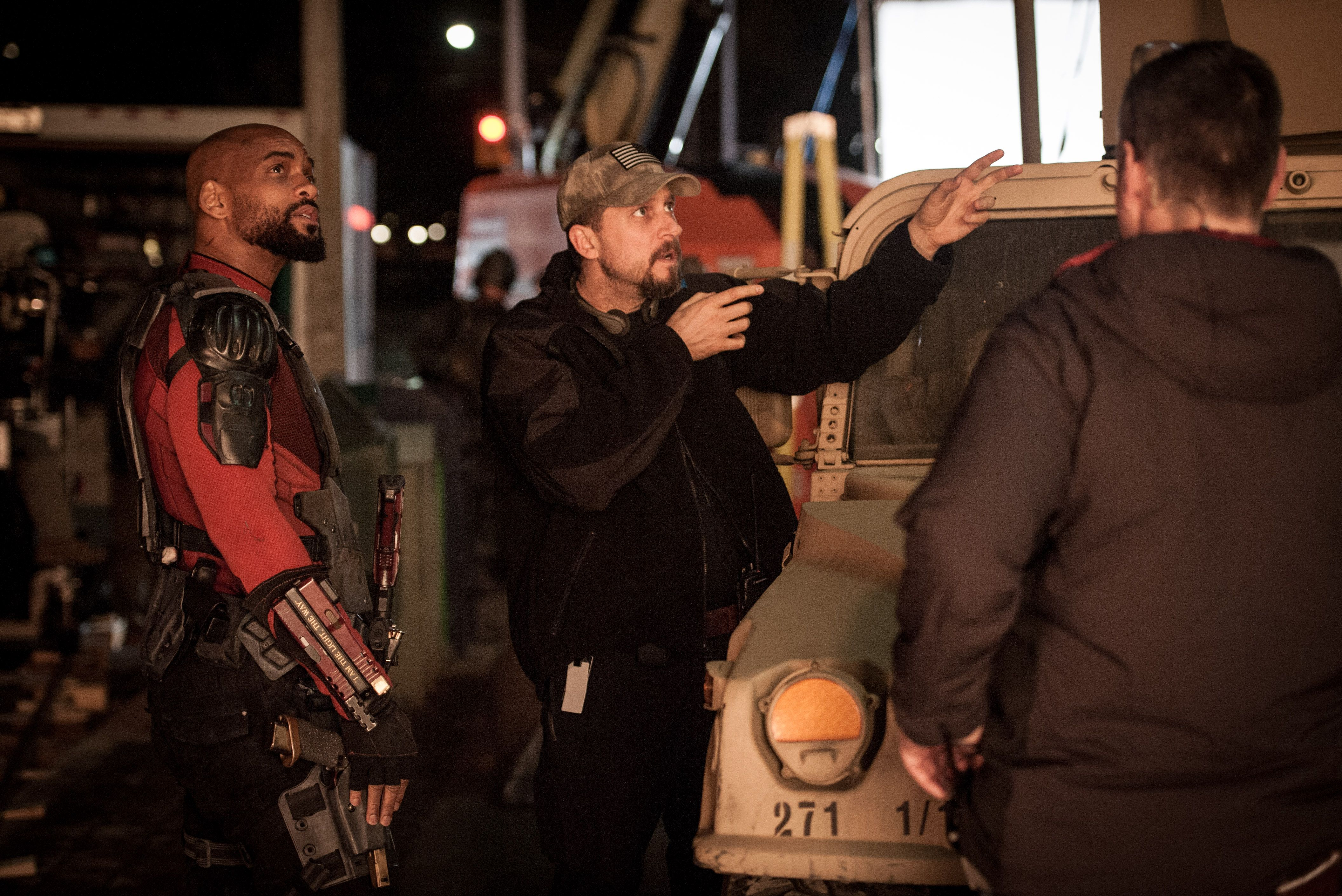 David Ayer on Suicide Squad Reception and Joker\'s Role | Collider