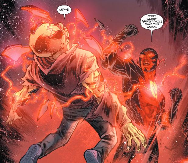 The Flash: Season 3: New Villain Speedster Revealed? | Collider