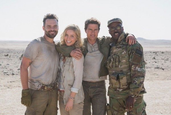 the-mummy-cast-jake-johnson-annabelle-wallis-tom-cruise-courtney-vance